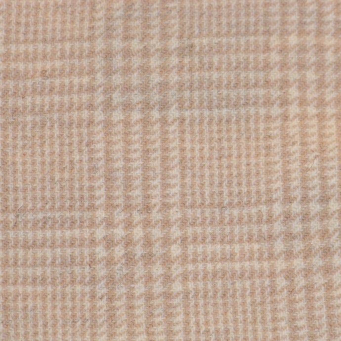 Corder by Phyllis Meiring Commercially dyed. Tan Plaid
