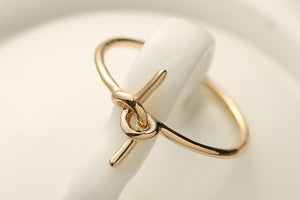 Tie My Love Ring