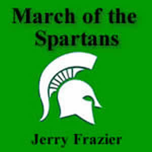 """March of the Spartans"" - composed by Jerry Frazier,  Performance Level = Grade 1.  Band sheet music downloadable instantly in PDF format.  Cost = $ 24."