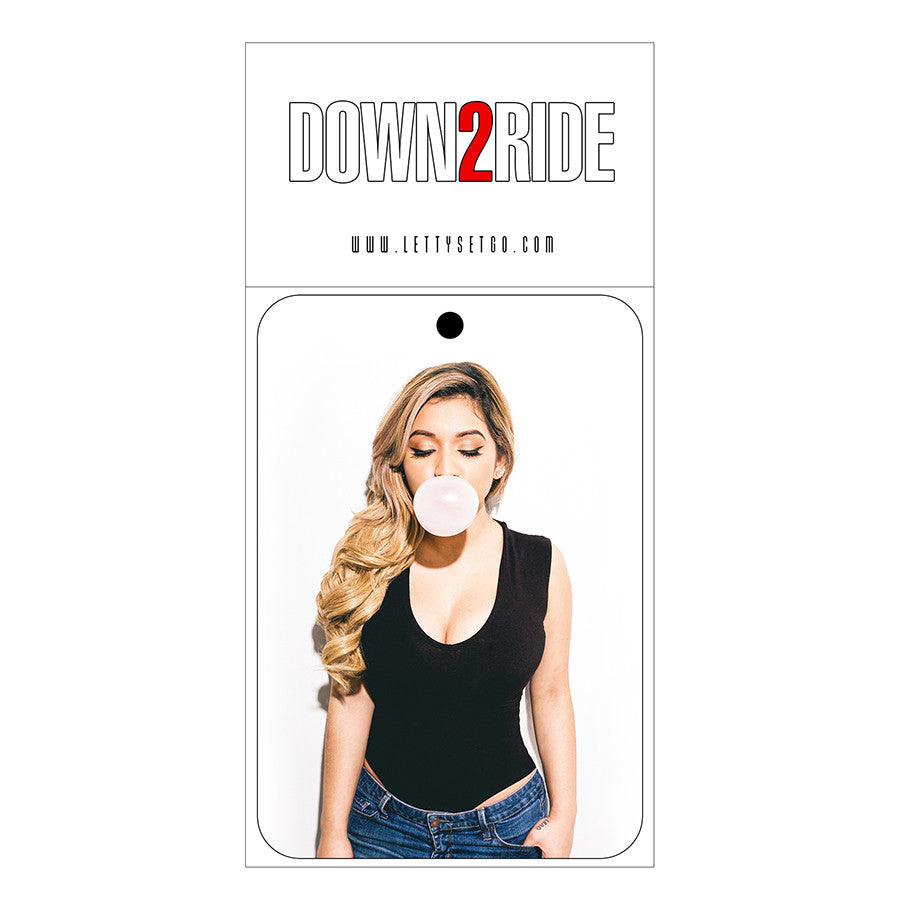 Blondie Air Freshener (3-Pack)