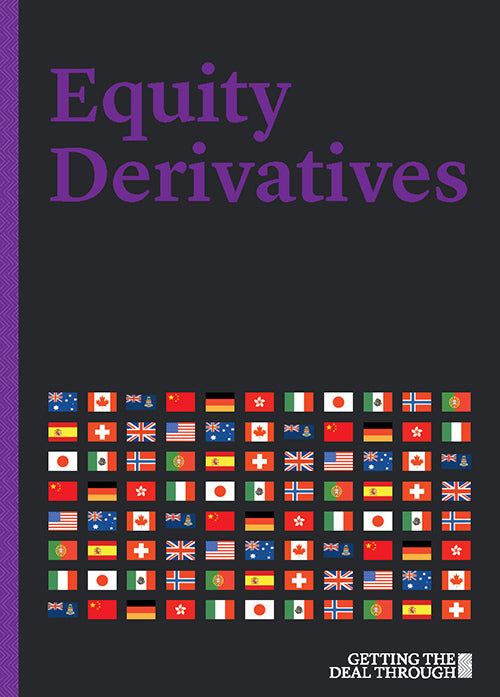 Equity Derivatives 2019