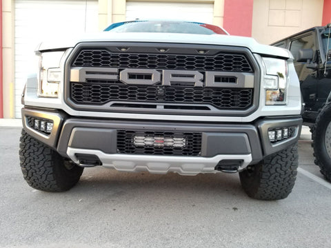 "2017-Current Gen II Ford Raptor 12"" LED bar with mount kit"