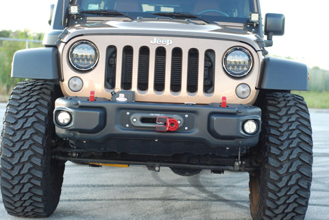 JEEP Wrangler JK Revolver 10A/Hardrock Fog Light Replacement Kit (2013-2018)