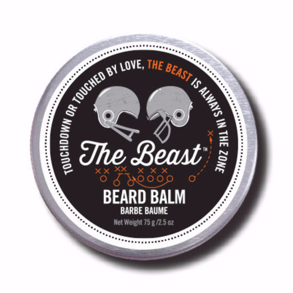 The Beast Beard Balm is a strong scented beard balm with intense notes of cracked pepper and fresh mandarin.