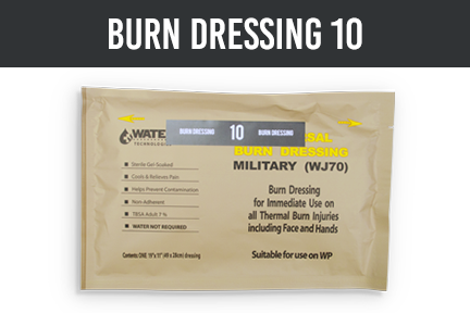 1 | Water-Jel® Universal Burn Dressing