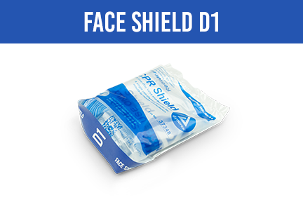 1 | CPR Face Shield with Bite Block