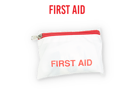 1 | General First Aid Bag