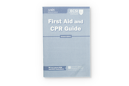 1 | First aid guide