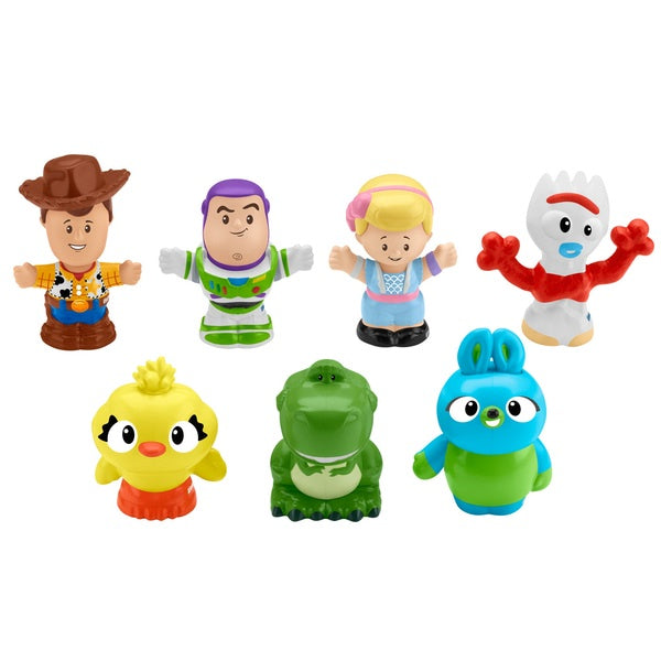 Toy Story 4 Little People 7 Friends Figure Pack