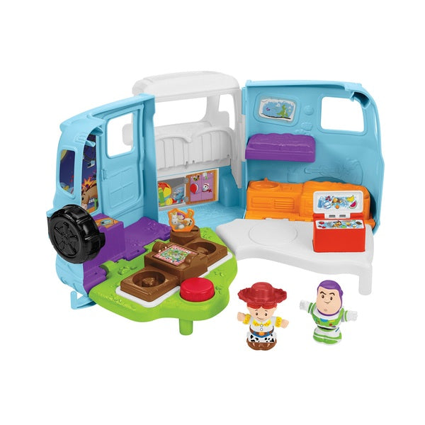 Toy Story 4 Little People Jessie's Campground Adventure