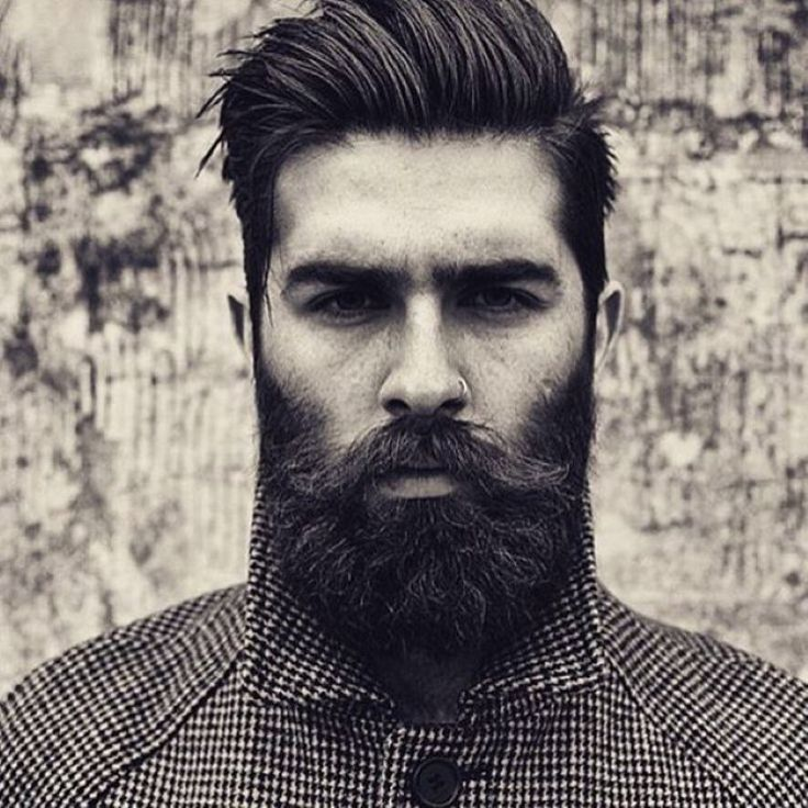 How to improve a patchy beard