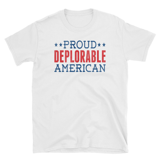 Proud Deplorable American,  - Sarx Clothing