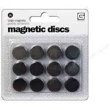 Basic Grey Large Magnets