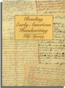 Reading Early Handwriting