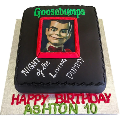 Goosebumps Cake - Last minute cakes delivered tomorrow!