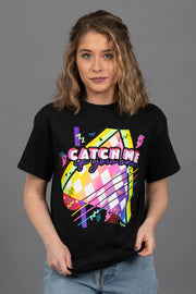 Catch Me If You Can Graphic Tee