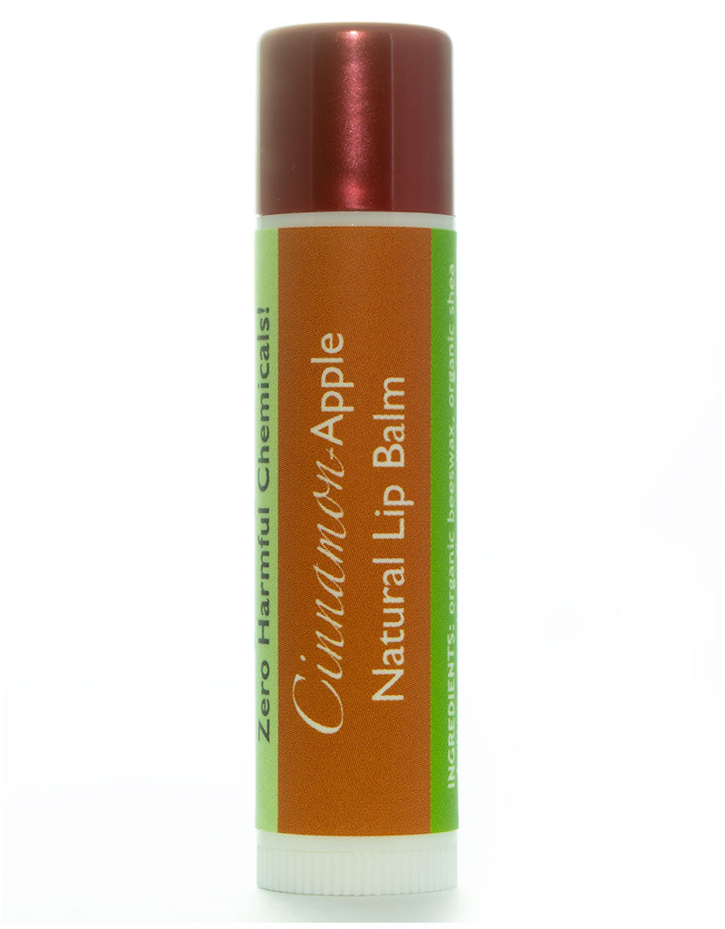 Cinnamon Apple Lip Balm