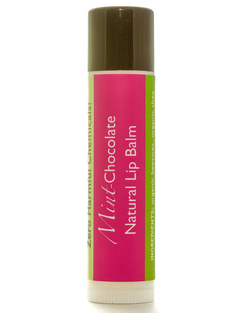 Mint-Chocolate Lip Balm