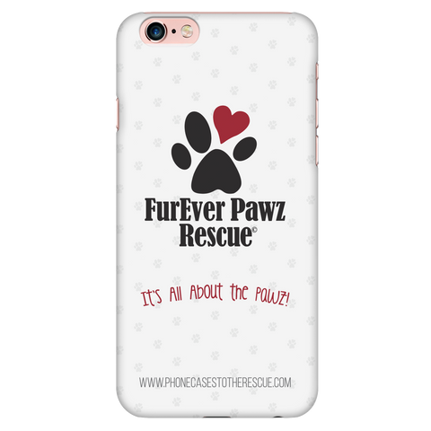 iPhone 6/6s Plus FurEver Pawz Rescue Collaboration Case with Ultra Slim Durable Profile
