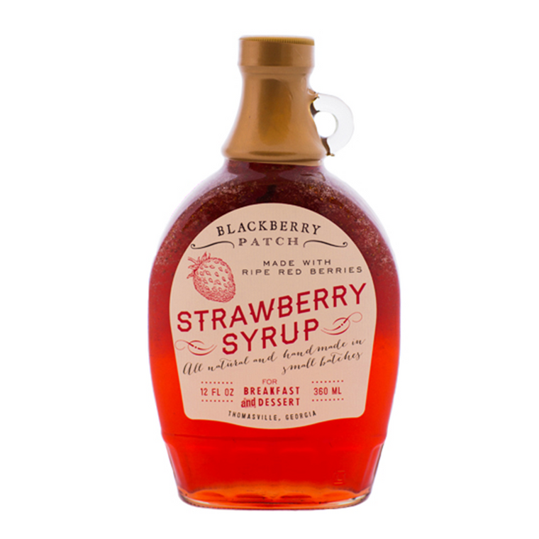 Strawberry Classic Syrup