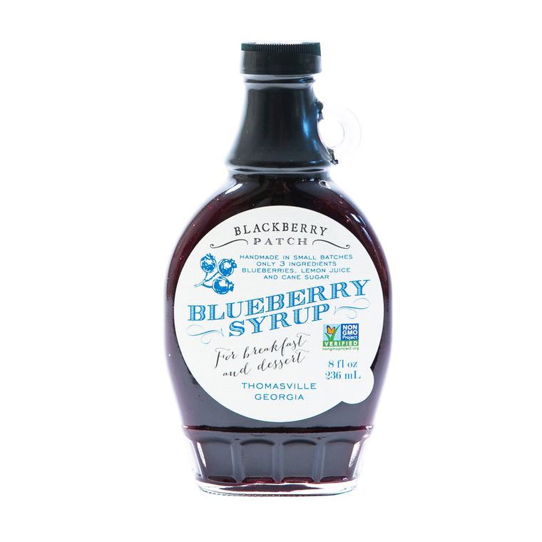 Blueberry Premium Syrup