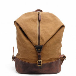 Backpacks - Canvas Casual Retro Backpack School Notebook Bag