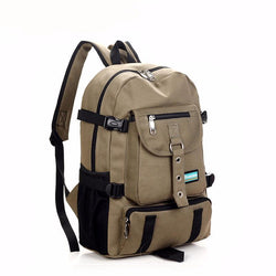 Backpacks - Canvas Designer Backpacks Unisex