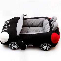 Pets - Cool Unique Pet Car Beds W/Detachable Cotton Padded Sofa Bed
