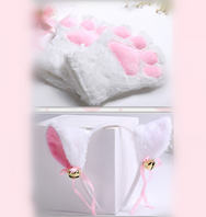 Cute cosplay cat four piece set yv42229