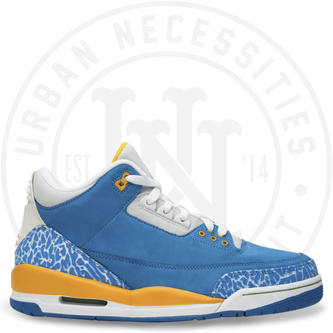 "Air Jordan 3 Retro LS ""Do The Right Thing'-Urban Necessities"