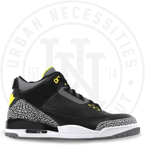 Air Jordan 3 Retro 'Oregon Un-Pit Crew'-Urban Necessities