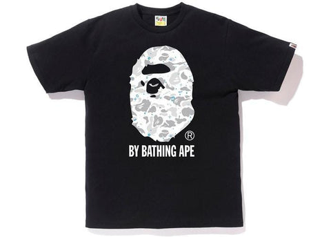 BAPE Space Camo By Bathing Tee (SS19) Black-Urban Necessities