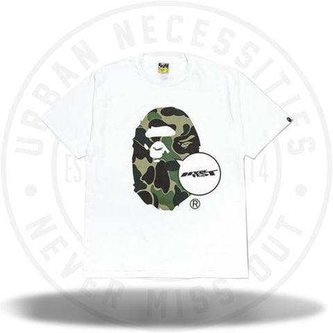 BAPE x Hypefest Exclusive T-Shirt and Keychain Set White-Urban Necessities