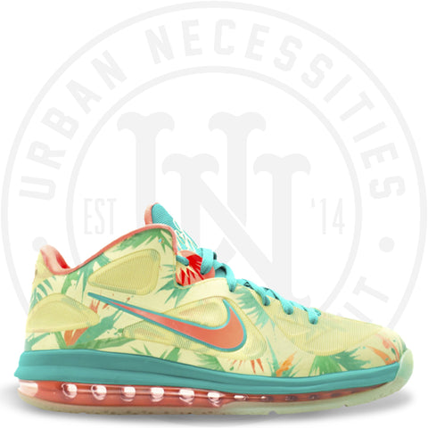 LeBron 9 Low 'LeBronold Palmer' Sample-Urban Necessities