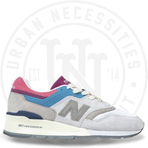 New Balance 997 Aime Leon Dore (Pink Tongue)-Urban Necessities