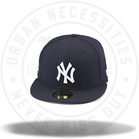 New Era Yankees MLB Fitted Hat Cap 27 World Series Championships Patch-Urban Necessities