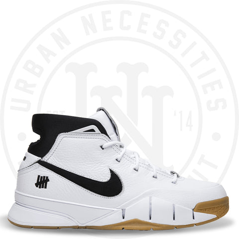 Nike Undefeated x Zoom Kobe 1 Protro 'White' - AQ3635 100-Urban Necessities
