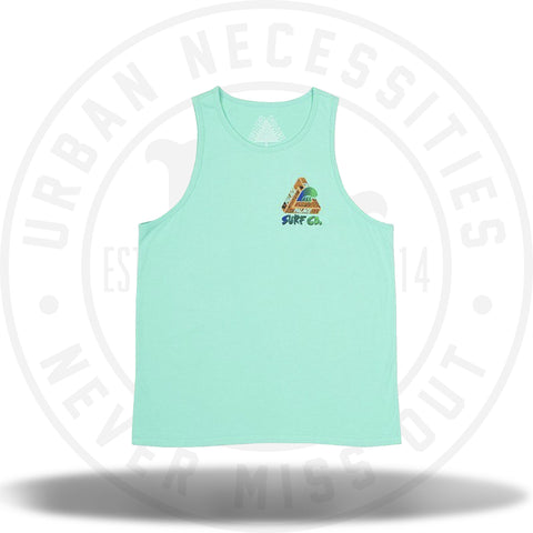 Palace Surf Co Vest Light Green-Urban Necessities