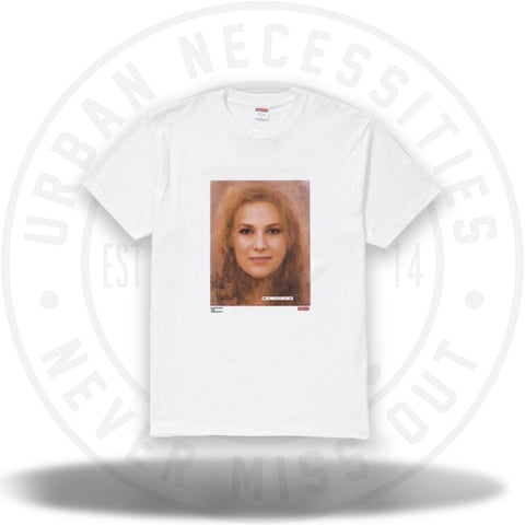 Supreme 18 and Stormy Tee White-Urban Necessities