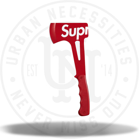 Supreme SOG Hand Axe Red-Urban Necessities