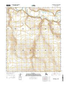 Utukok River C-3 SW Alaska Current topographic map, 1:25000 scale, 7.5 X 7.5 Minute, Year 2014