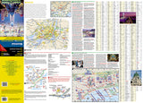 Montreal, Quebec DestinationMap by National Geographic Maps - Front of map