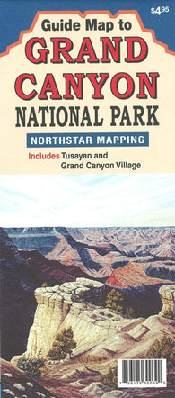 Buy map Guide Map to Grand Canyon National Park, Arizona by North Star Mapping