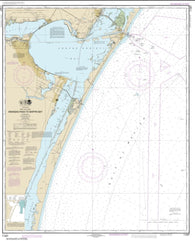 Buy map Aransas Pass to Baffin Bay (11307-38) by NOAA