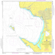 Buy map Bahia de Todos Santos by Secretaria de Marina