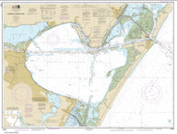 Buy map Corpus Christi Bay (11309-41) by NOAA