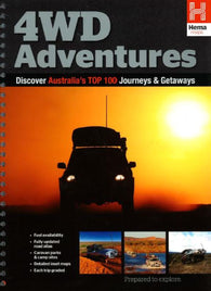 Buy map Australia, 4WD Adventures Atlas by Hema Maps