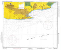 Buy map Bahia de San Lucas by Secretaria de Marina