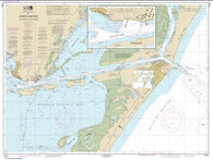 Buy map Corpus Christi Bay - Port Aransas to Port Ingleside (11312-5) by NOAA