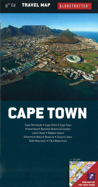 Buy map Cape Town, South Africa, Travel Map by New Holland Publishers